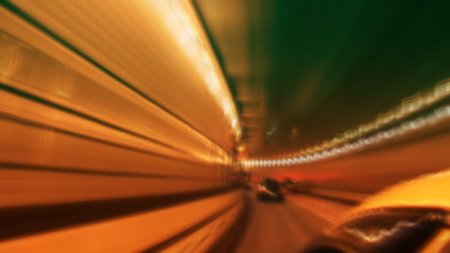 NYC Tunnel and Traffic
