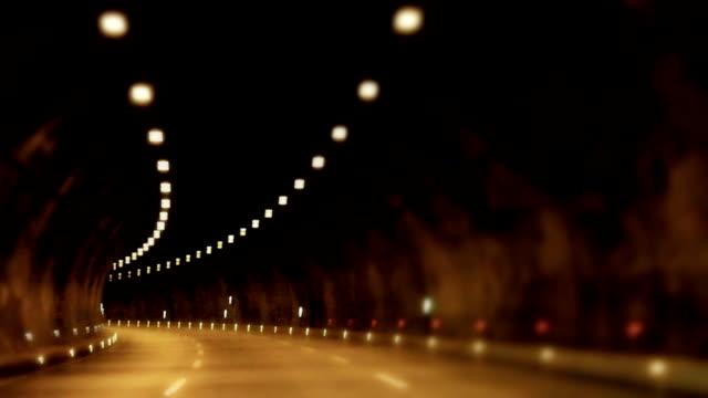 HD: Tunnel Drive (Zeitraffer)