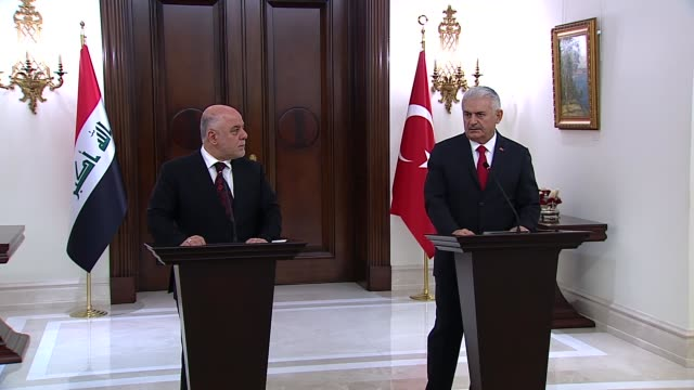 Turkey and Iraq have agreed to hold a joint ministerial committee meeting to boost bilateral trade Turkey's prime minister said on Wednesday Speaking...