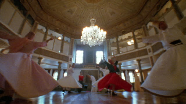 MS, LA, Turkey, Istanbul, Whirling Dervishes