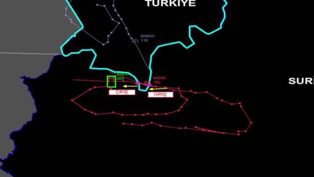 Turkey on Wednesday released a recording of warnings given to the Russian warplane later shot down on the TurkeySyria border on November 25 2015 In...
