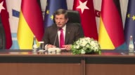 Turkey stood its ground over the contentious issue of visa free travel for its citizens on Saturday warning German Chancellor Angela Merkel and top...