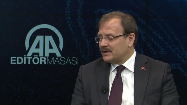 Turkey's deputy prime minister on Wednesday said that FETO the group behind last year's defeated coup attempt also played a role in incidents at a...