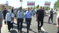 Turkey's main opposition leader heads a march from Ankara to Istanbul after former journalist turned CHP lawmaker Enis Berberoglu was sentenced to 25...