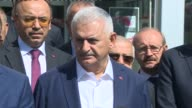 Turkey's prime minister on Saturday blasted a planned independence referendum in northern Iraq as 'adventurism' that puts Turkey at risk 'With our 80...