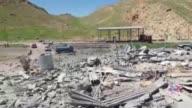 Turkish Armed Forces hit terrorist PKK targets on the Sinjar Mountain in northern Iraq on April 25 2017 In a statement Turkish General Staff said...