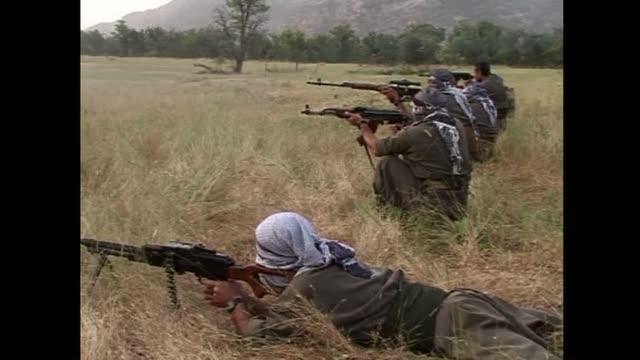 Turkish commandos have staged a raid against Kurd rebel hideouts in Iraq NTV news channel reported Wednesday CLEAN Turkish commandos hit Kurd rebel...