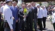Turkish Deputy Prime Minister Numan Kurtulmus Leader of the Liberal Democratic Party Cedomir Jovanovic and Grand Mufti of Bosnia and Herzegovina...