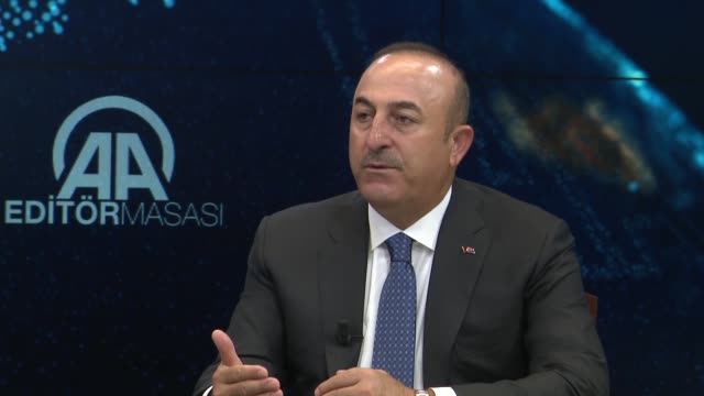 Turkish Foreign Minister Mevlut Cavusoglu expressed confidence in a return to normal relations with northern Iraq's Kurdish Regional Government...