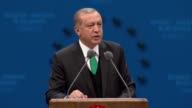 Turkish President Recep Tayyip Erdogan sorted some amenities Turkey has granted for foreigners in Turkey on March 23 2017 Speaking at an address to...
