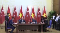 Turkish Prime Minister Binali Yildirim kicks off his two day visit to Vietnam aiming at boosting business ties with the fast growing Southeast Asian...