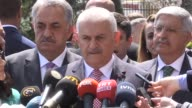 Turkish Prime Minister Binali Yildirim slammed main opposition Republican's People Party leader Kemal Kilicdaroglu for urging people to take to the...