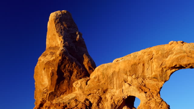 Turret Arch, Arches National Park, Utah, Usa, North America, America