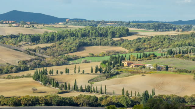 Tuscany italy landscape agriculture