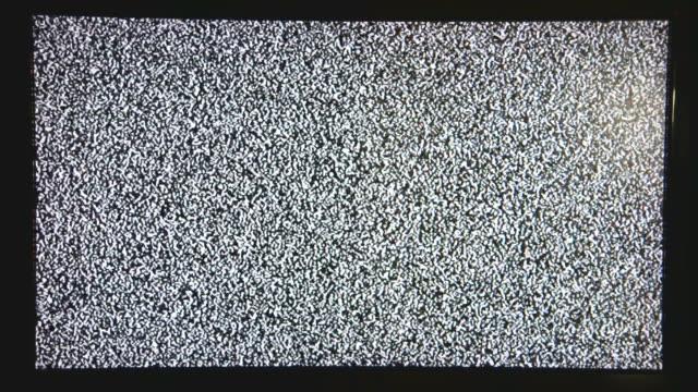 Tv error background