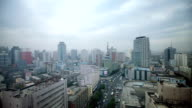 WS T/View of Urban scene in Urumqi / Urumqi, China