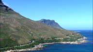 Twelve Apostles  - Aerial View - Western Cape,  South Africa