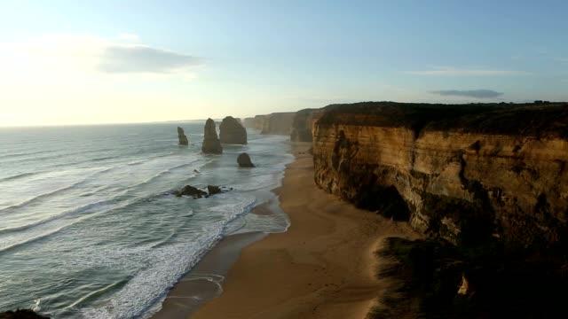Zwölf Apostles-australische Kalksteinfelsen, Australien