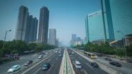 Twelve Lane Highway, Beijing, China