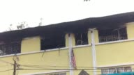 Twenty five people mostly teenage boys were killed Thursday when a blaze tore through a Malaysian religious school in what officials said was one of...
