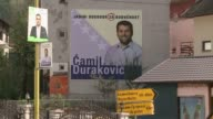 Twenty one years after the death of her brother in the Srebrenica massacre Sehida Abdurahmanovic anxiously awaits Sunday's local elections in Bosnia...