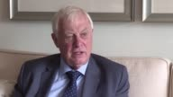 Twenty years after Hong Kong was handed back to China Chris Patten Britain's last governor in the city describes the current political atmosphere as...
