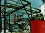 1969 WS PAN 'Twenty-four hour' chemical production plant/ USA/ AUDIO
