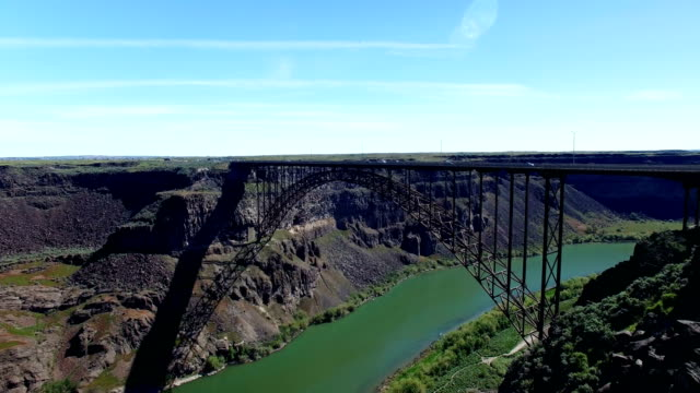 Twin Falls Perrine Bridge 2 (4K)