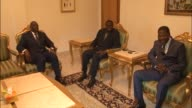 Two African presidents mediating crisis talks following this weeks military coup in Burkina Faso hint at progress in the negotiations promising good...