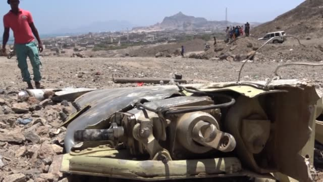 Two Emirati pilots were killed when their fighter jet crashed on Monday in Yemen where a Saudi led coalition is battling Iranbacked rebels the...