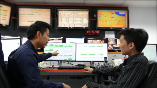 Due Ingegnere Controlla nel sistema