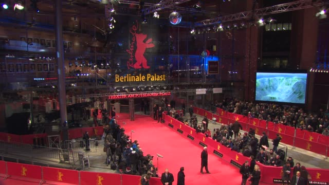 ATMOSPHERE 'Two Men in Town' Red Carpet at Berlinale Palast on February 7 2014 in Berlin Germany