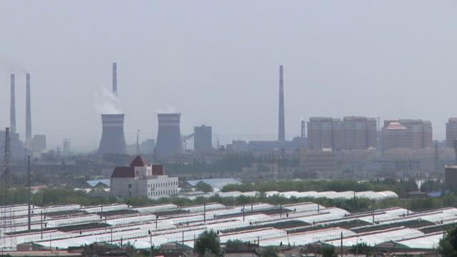 WS PAN Two nuclear reactors / Jiayuguan, Gansu, China