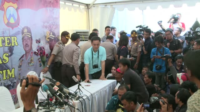 Two of the dead from crashed AirAsia Flight QZ8501 one male and one female have been identified and will be handed over to relatives after formal...