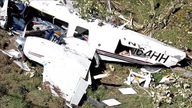 Two people died when a plane carrying crew members from a film starring Tom Cruise crashed in Colombia aviation authorities and Universal Pictures...