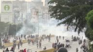 Two people were killed in Venezuela on Monday in renewed violence raising the death toll in three weeks of massive demonstrations against left wing...