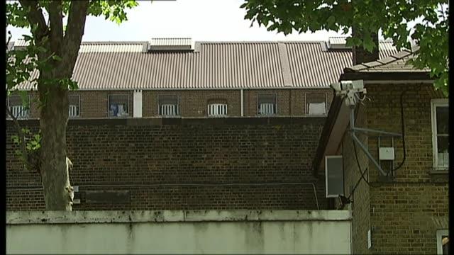 Two prisoners escape from Pentonville Prison T28061202 / TX General view Pentonville Prison