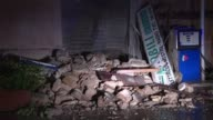 Two strong earthquakes rock central Italy toppling buildings and injuring dozens of people according to initial reports two months after a...