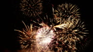Two videos of Firework Display