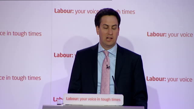 Twothirds of universities submit plans for maximum tuition fees Ed Miliband speech ENGLAND London INT Ed Miliband MP speech SOT Earlier this year I...