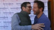 Ty Burrell Jason Isaacs at Operation Smile First Annual Celebrity Smile Challenge on 3/31/12 in Park City UT