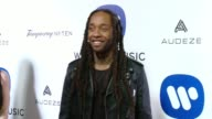 Ty Dolla $ign at Warner Music Group Grammy After Party 2016 in Los Angeles CA