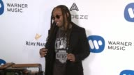 Ty Dolla Sign at Warner Music Group Grammy Party in Los Angeles CA