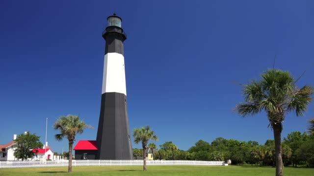Tybee Island lighthouse on Tybee Island, Georgia