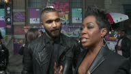 INTERVIEW Tyler Lepley and Tichina Arnold on what brings them out tonight and what their memories are of the 90's at 'VH1 Hip Hop Honors The 90's...