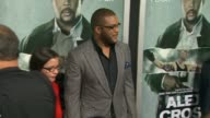 Tyler Perry at Alex Cross Los Angeles Premiere on in Hollywood CA
