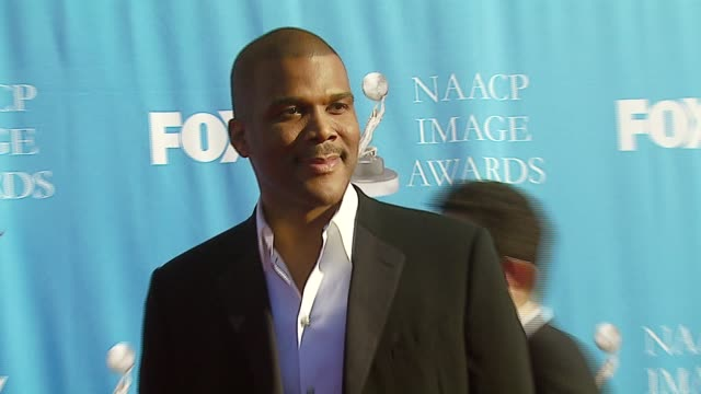 Tyler Perry at the 38th NAACP Image Awards at the Shrine Auditorium in Los Angeles California on March 2 2007