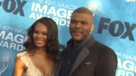 Tyler Perry at the 42nd NAACP Image Awards at Los Angeles CA