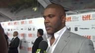 Tyler Perry at the 'Precious Based On The Novel 'Push' By Sapphire' Premiere at Toronto ON