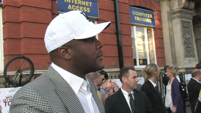 Tyler Perry at the 'Why Did I Get Married Too' UK Premiere